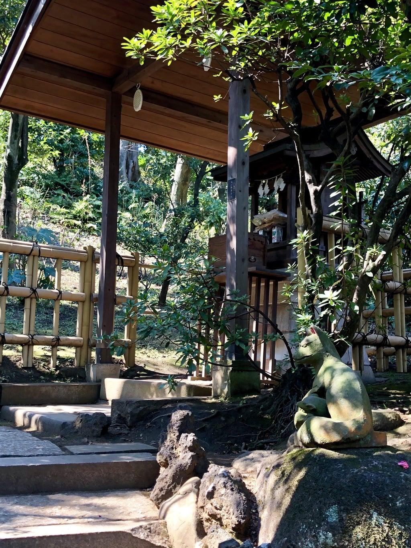 白金氷川神社(東京都)