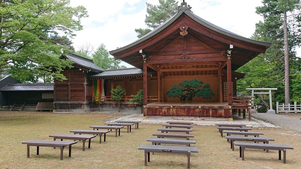 上川神社のその他