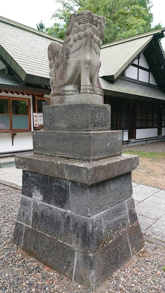 上川神社頓宮(北海道)