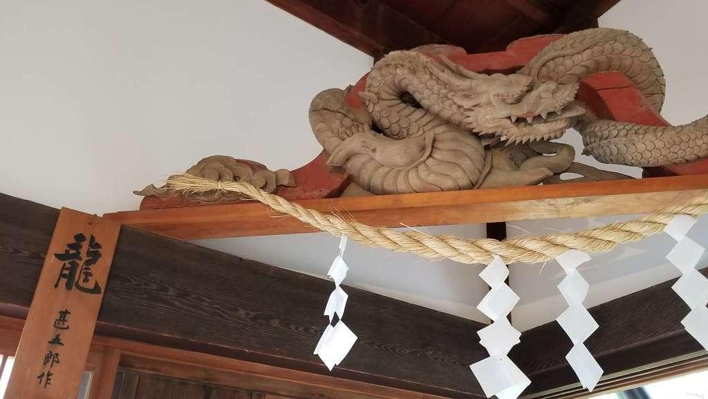 龍潭寺の芸術