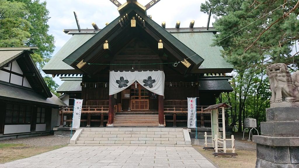 上川神社頓宮のその他