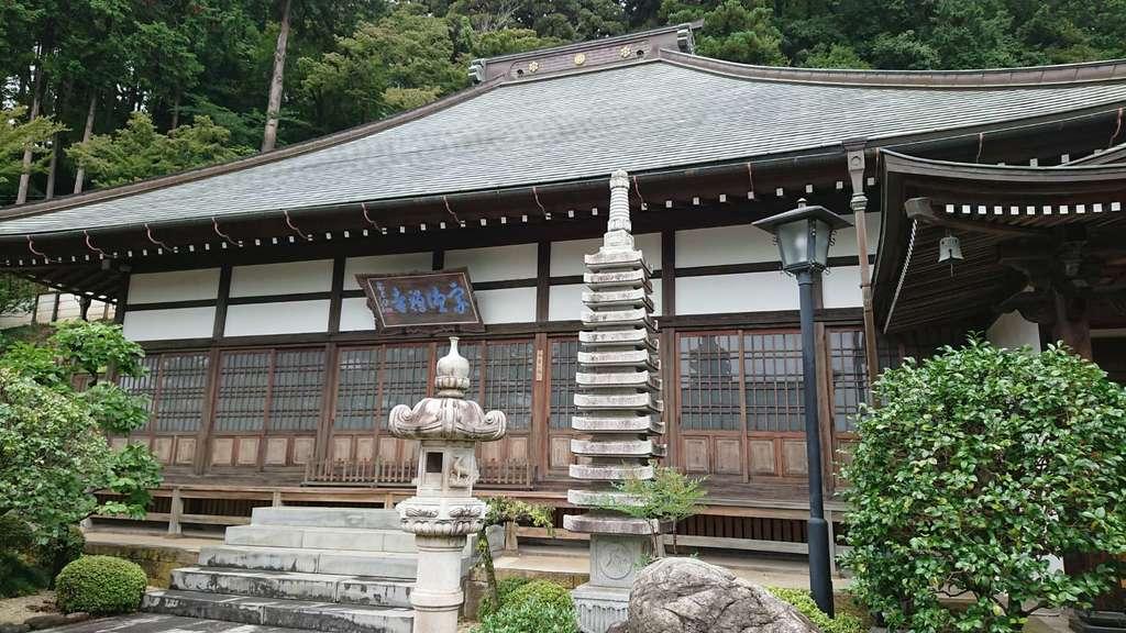 宗徳寺の本殿