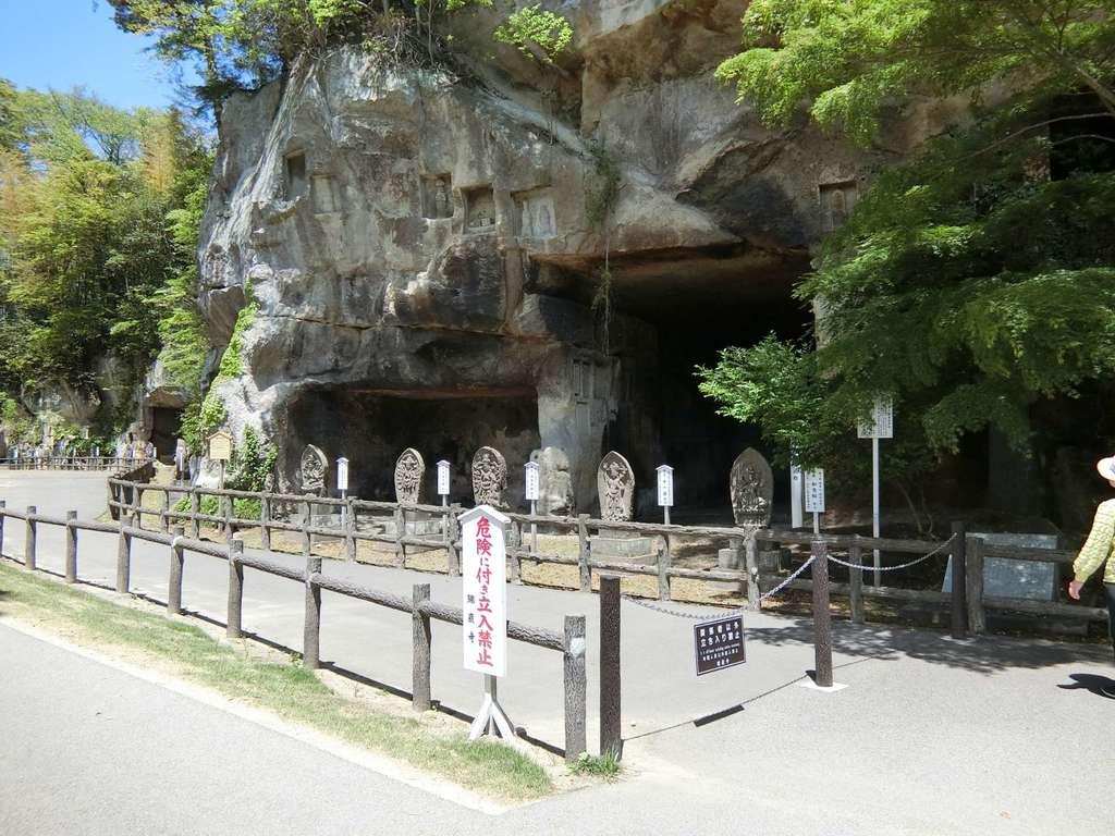 円通院の仏像