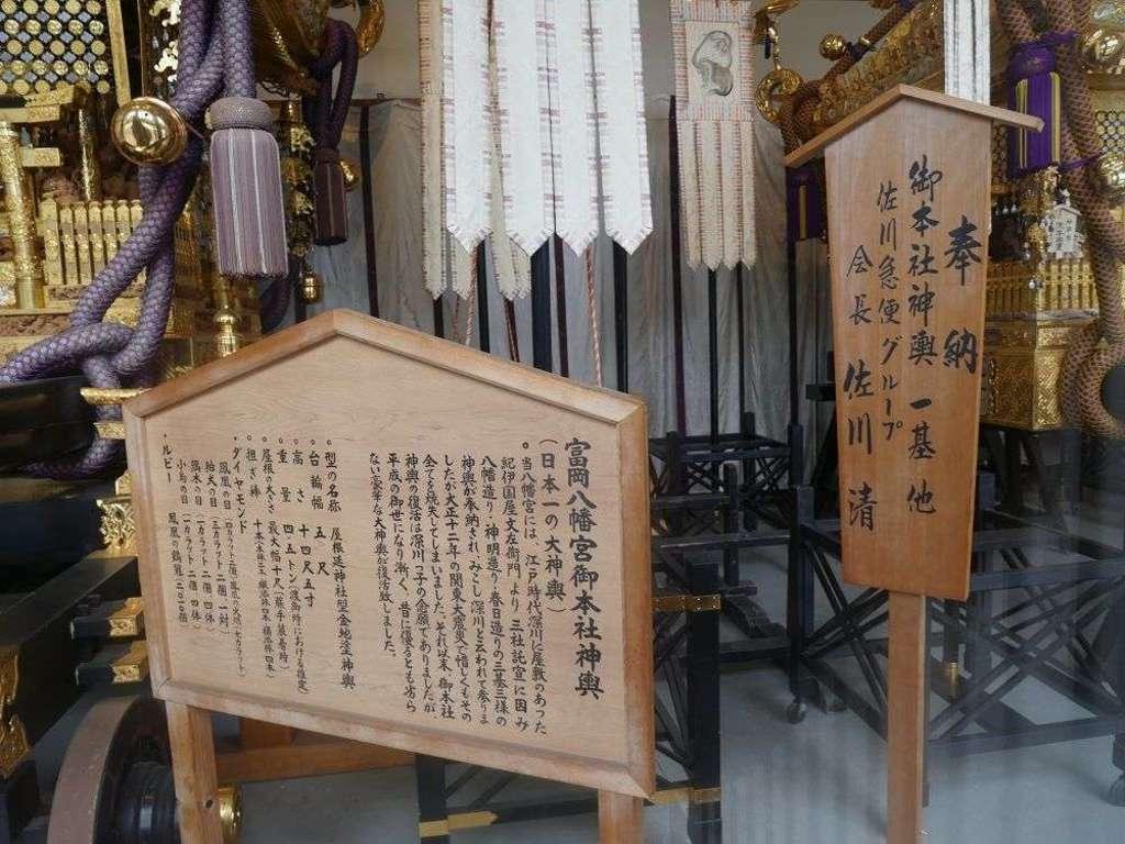 富岡八幡宮の歴史