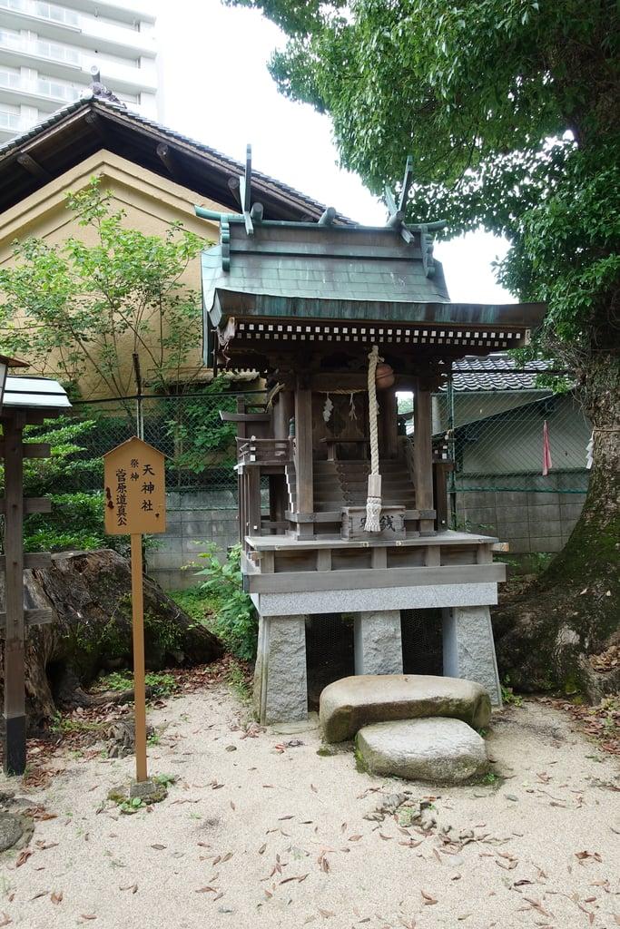長野神社の末社