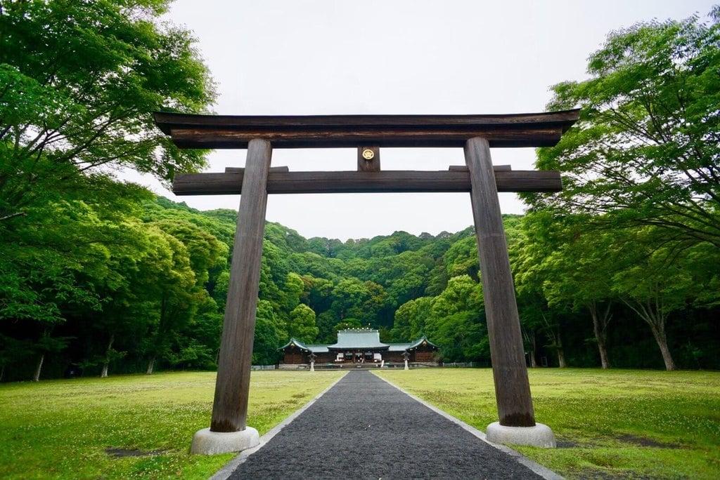静岡県護国神社(静岡県)