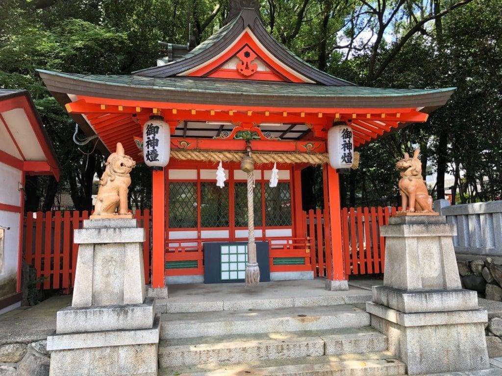 生田神社の末社
