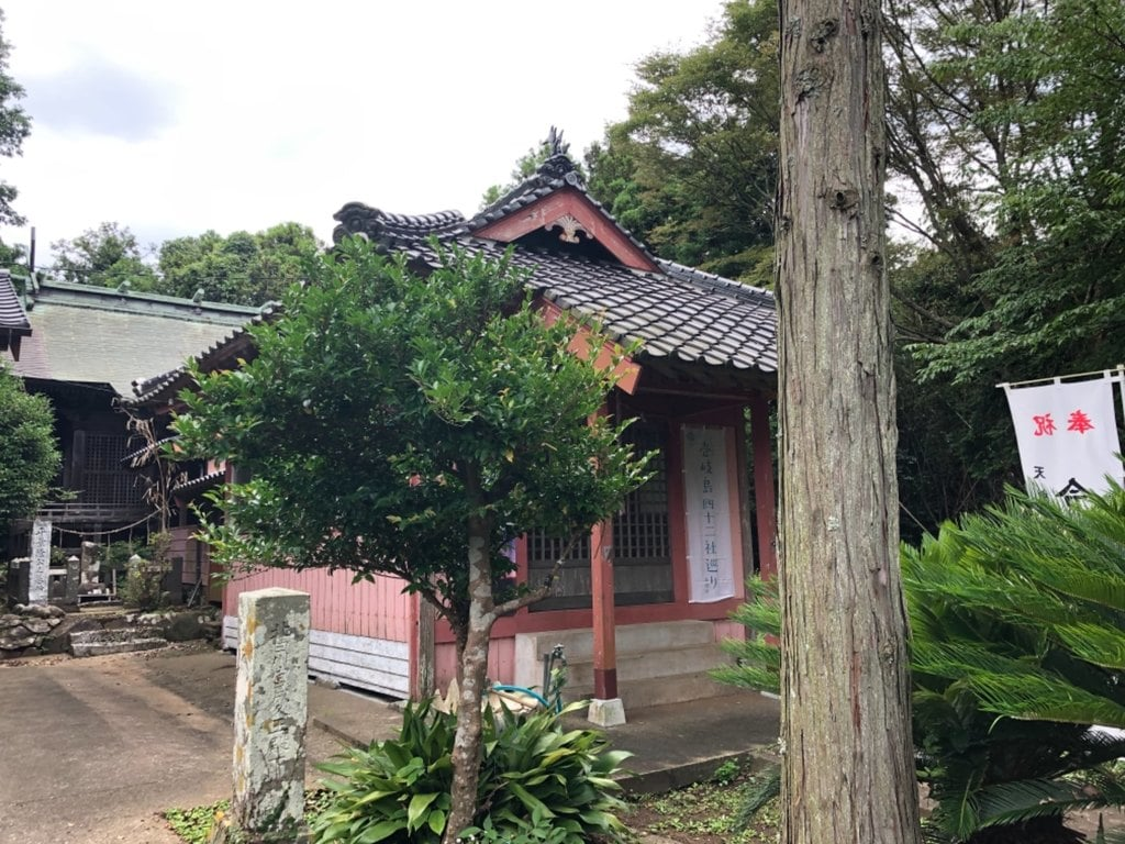 新城神社の建物その他