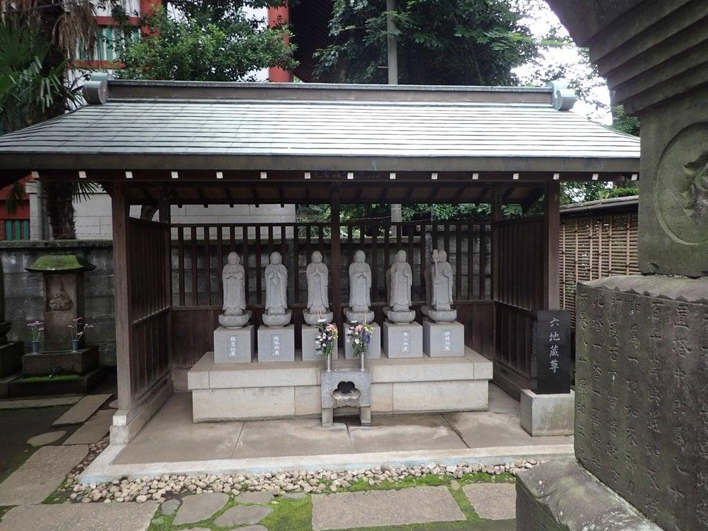 長遠寺の地蔵