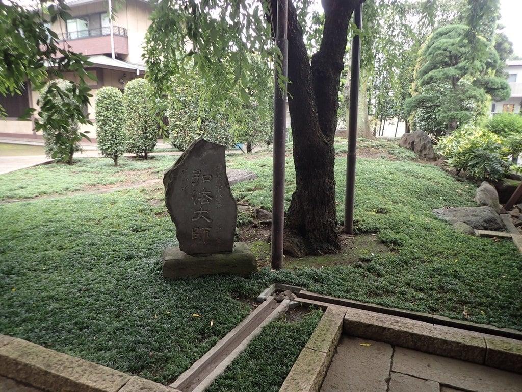 長遠寺の庭園