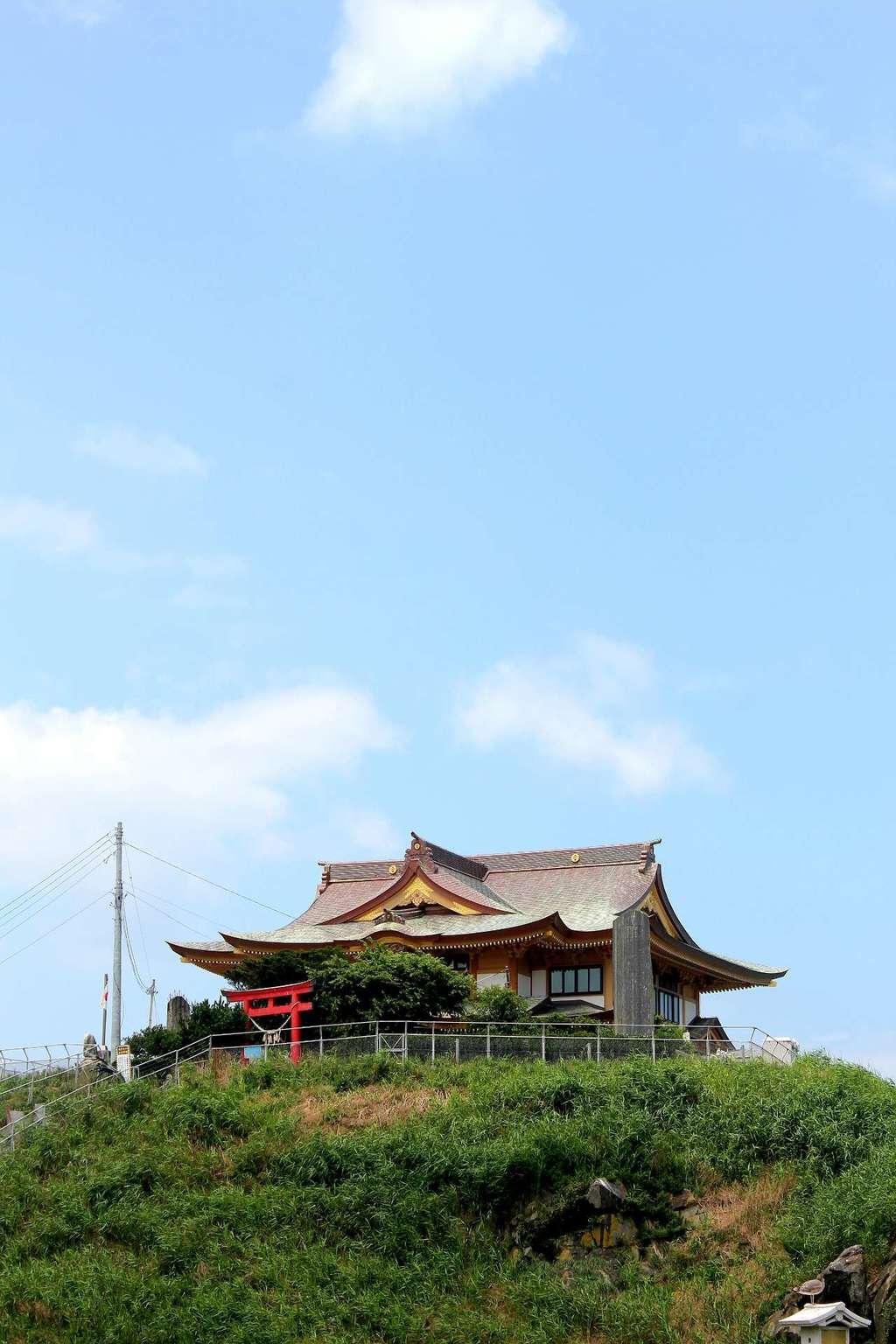 蕪嶋神社の本殿
