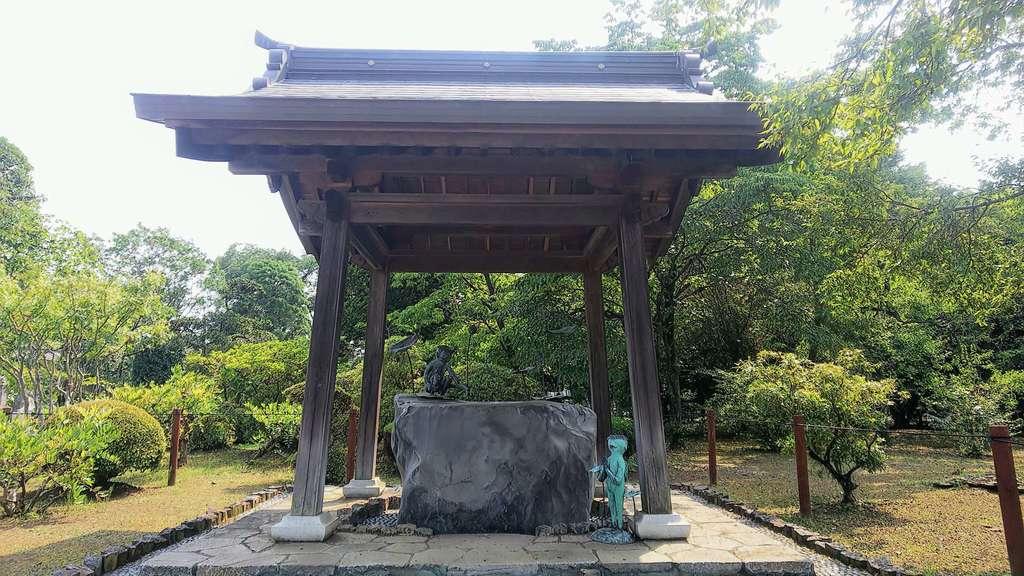 廣渡寺の手水