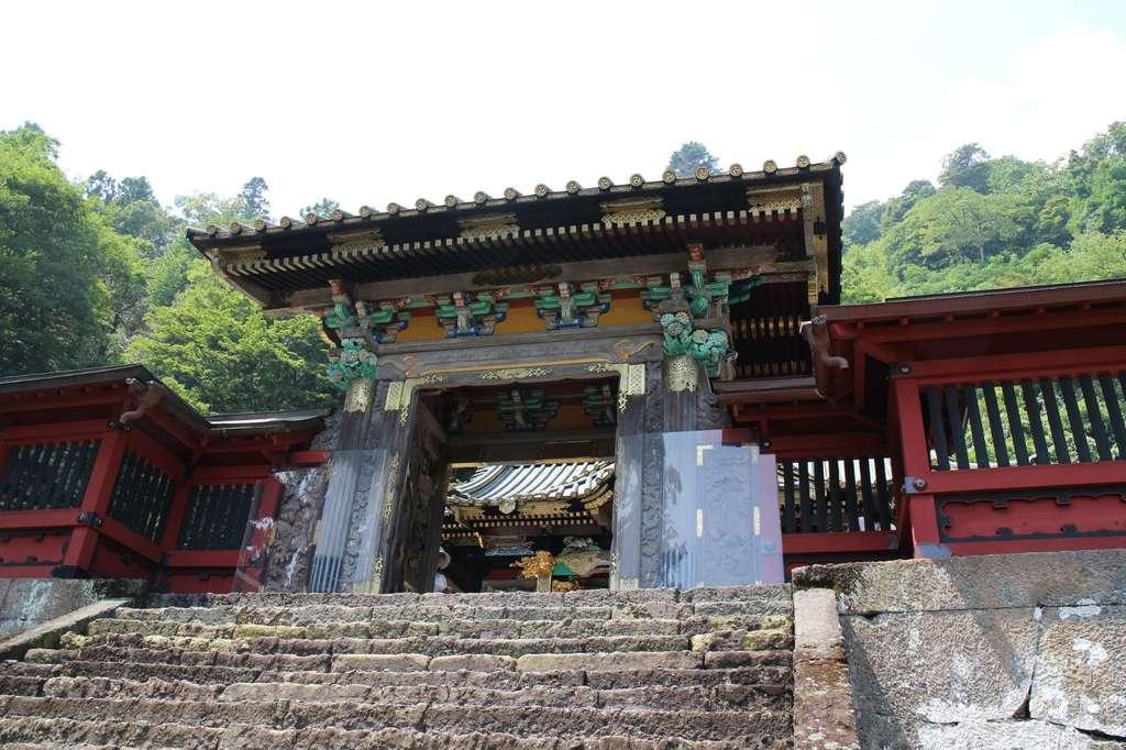 妙義神社の山門