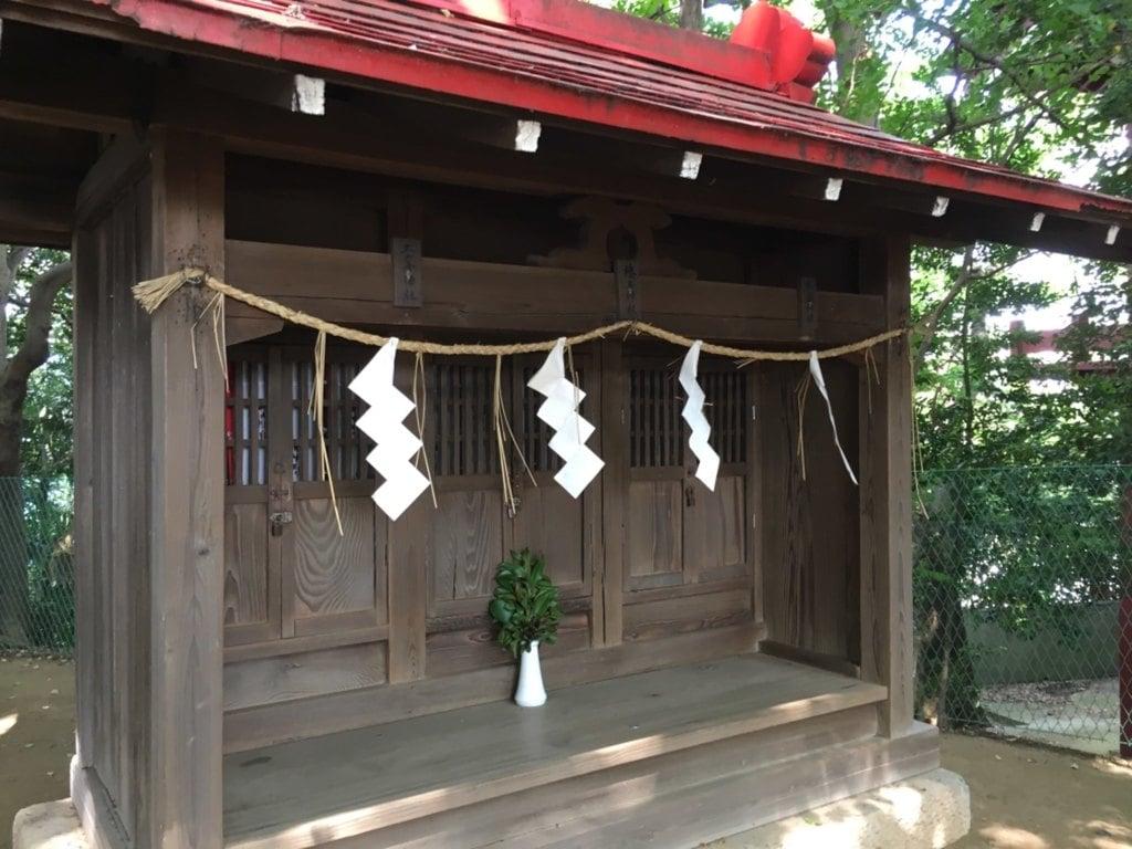駒繋神社の末社
