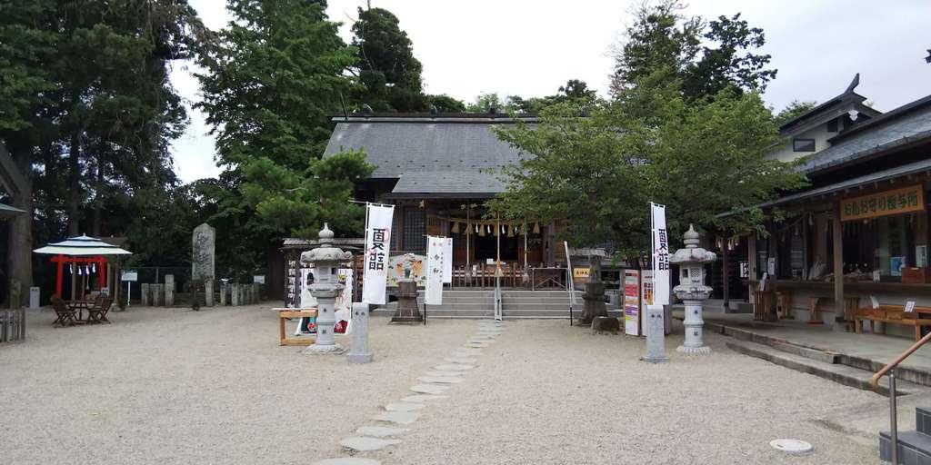 二柱神社のその他
