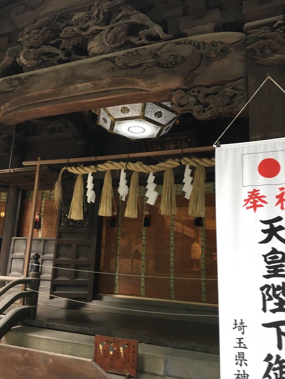 調神社の本殿