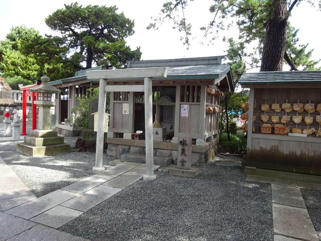森戸大明神(森戸神社)(神奈川県)