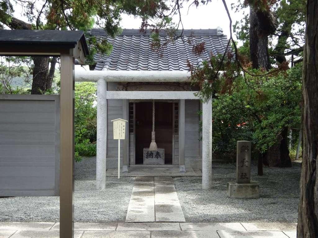 森戸大明神(森戸神社)の末社