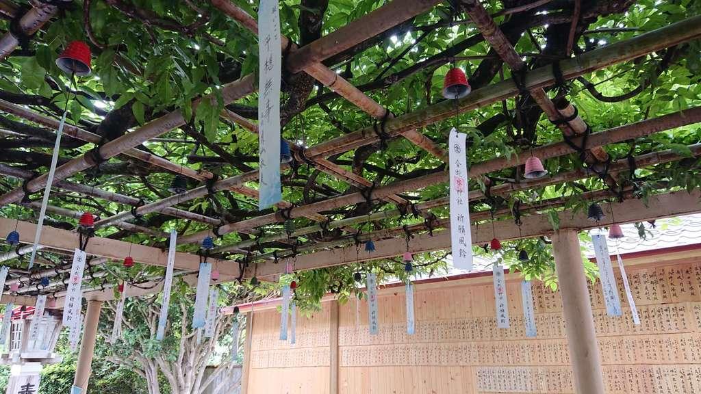 金蛇水神社のお祭り