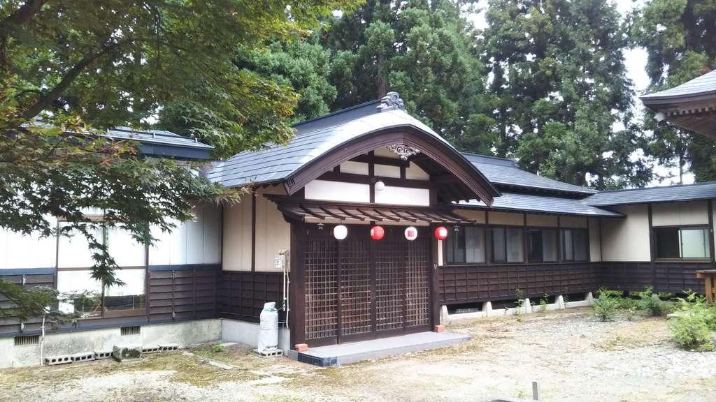 浅舞八幡神社の建物その他