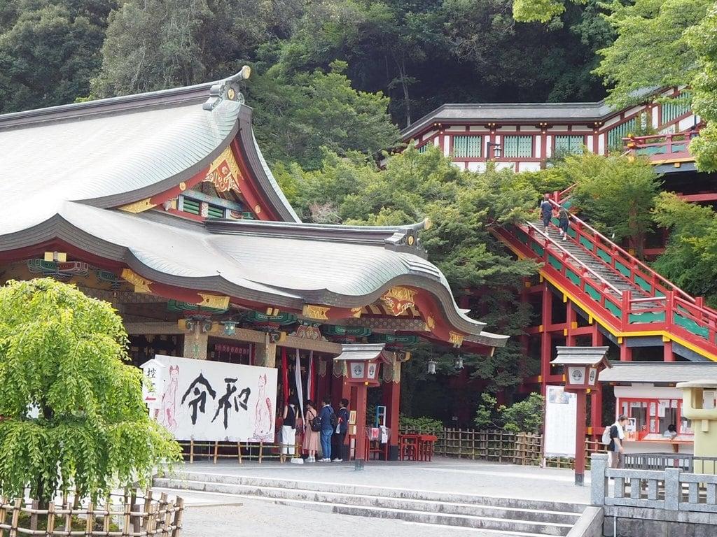 祐徳稲荷神社の本殿