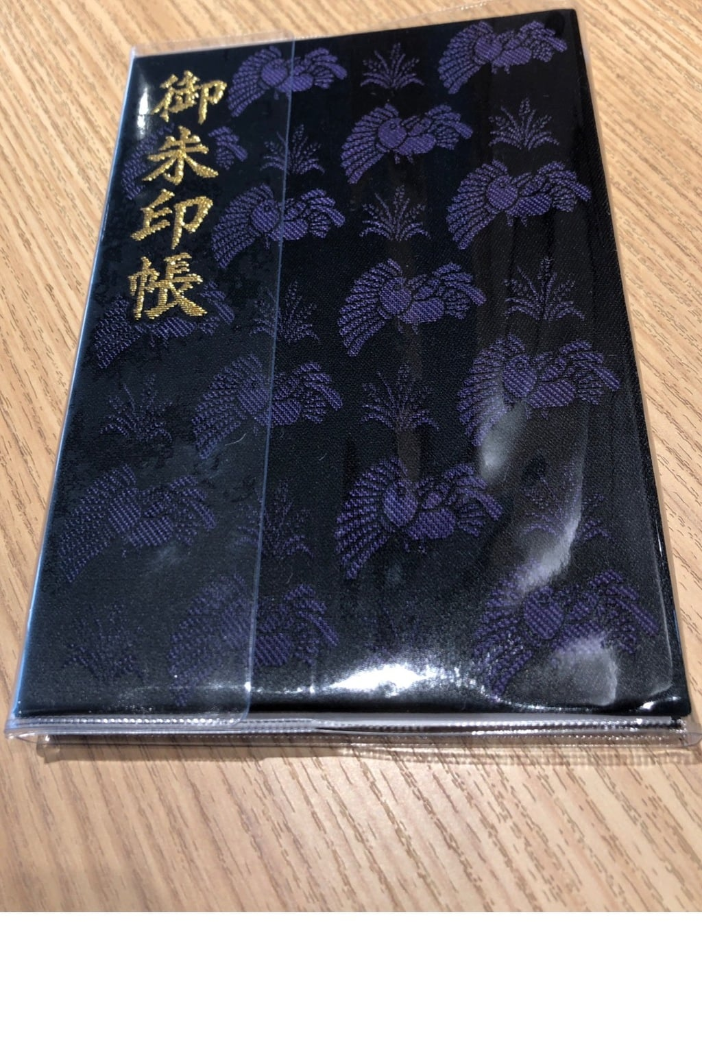 烏森神社の御朱印帳