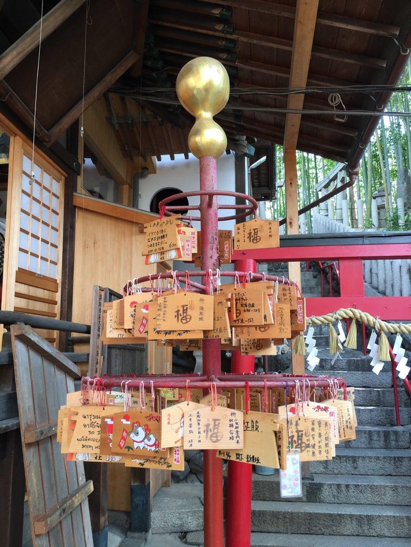 瓢箪山稲荷神社の絵馬