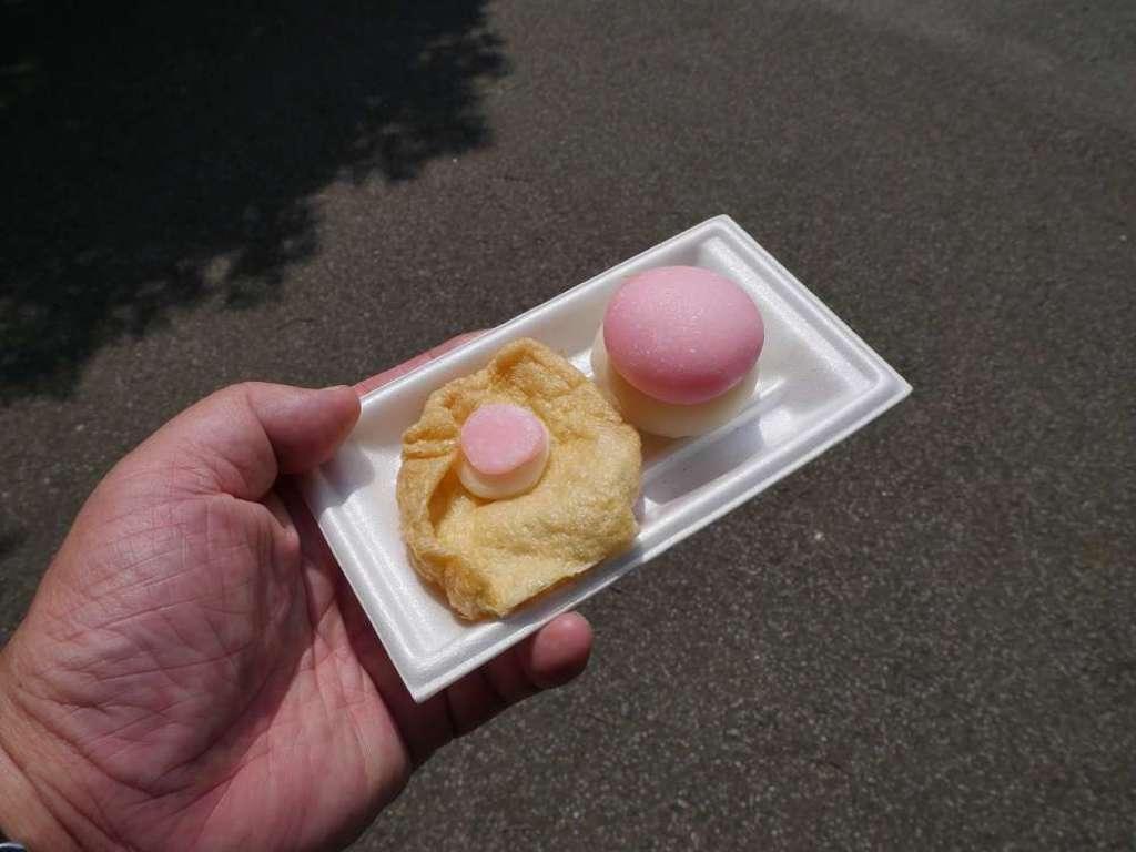 豊川稲荷東京別院の食事