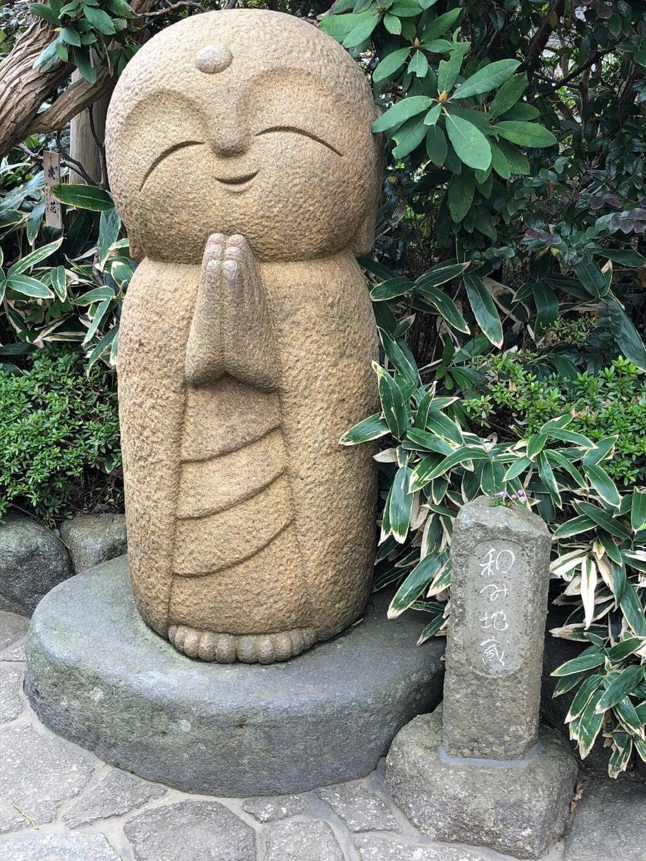 長谷寺の地蔵
