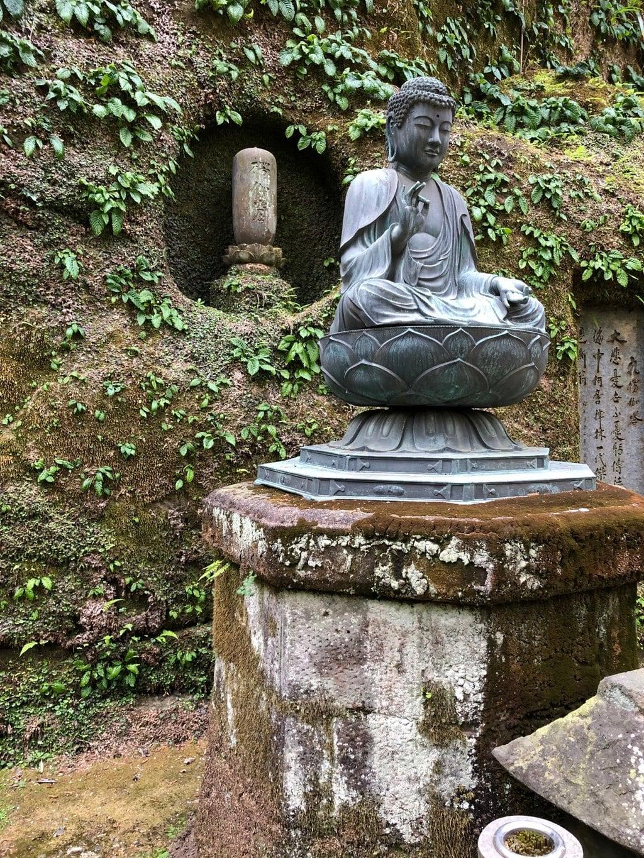 東慶寺の仏像