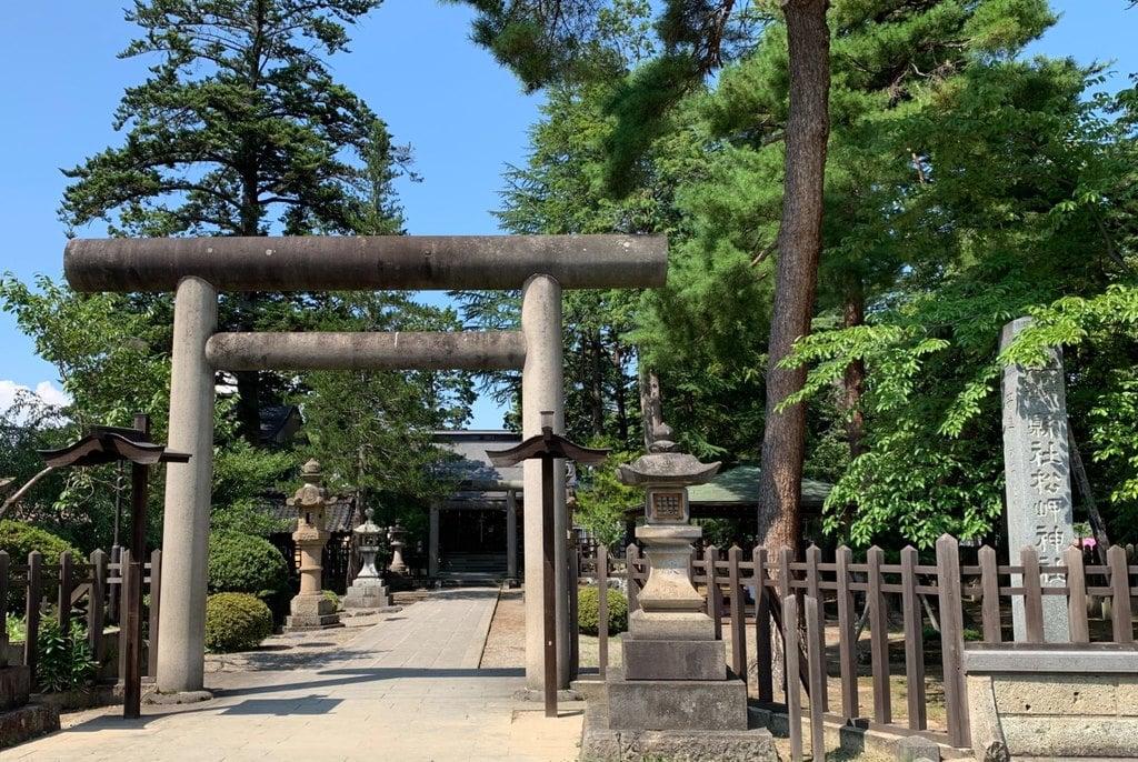 松岬神社(山形県)