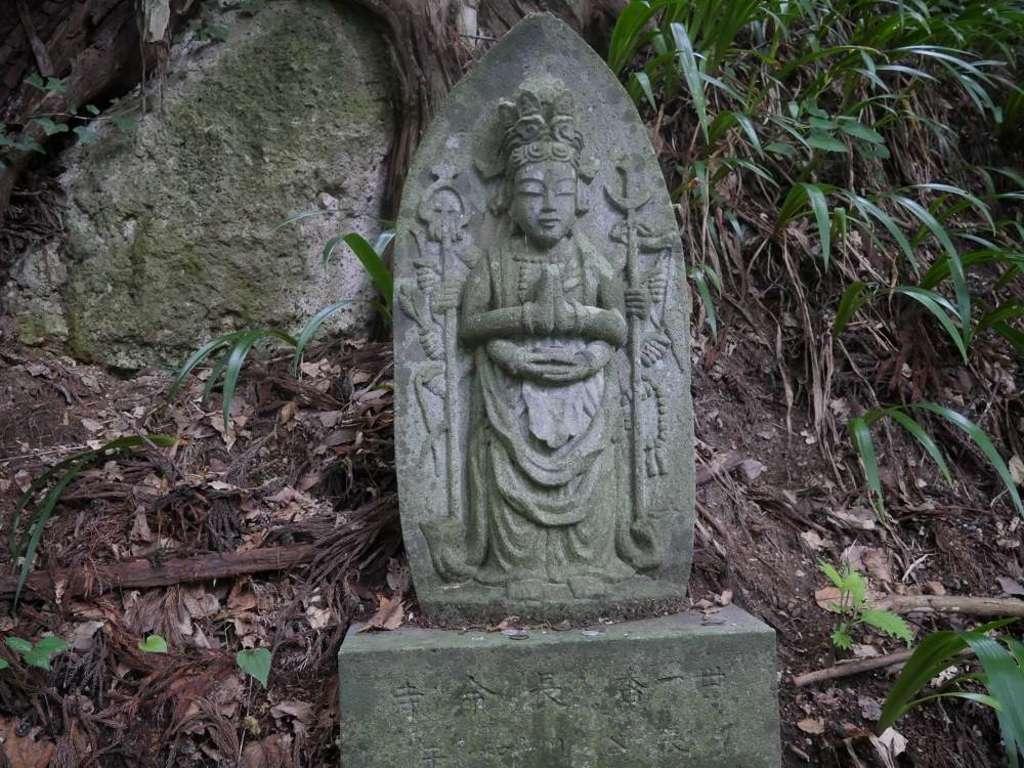 宝珠山 立石寺の仏像