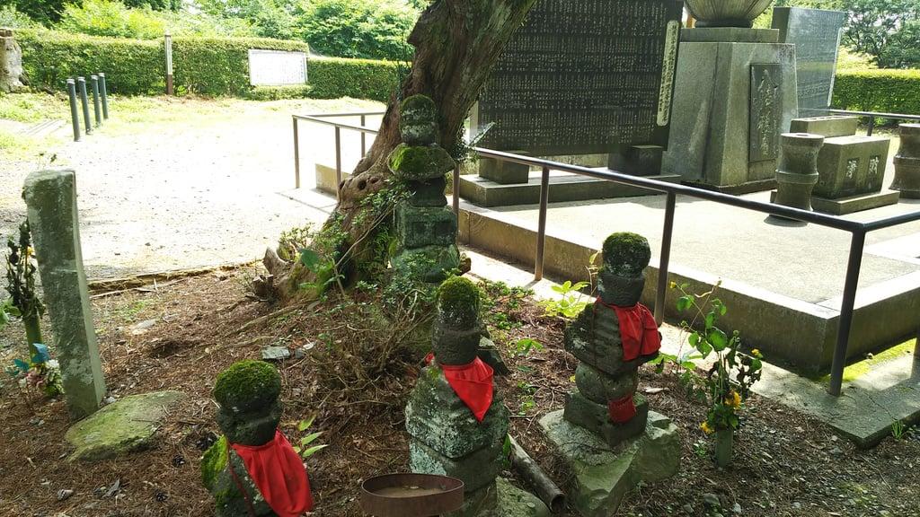 日輪寺の地蔵
