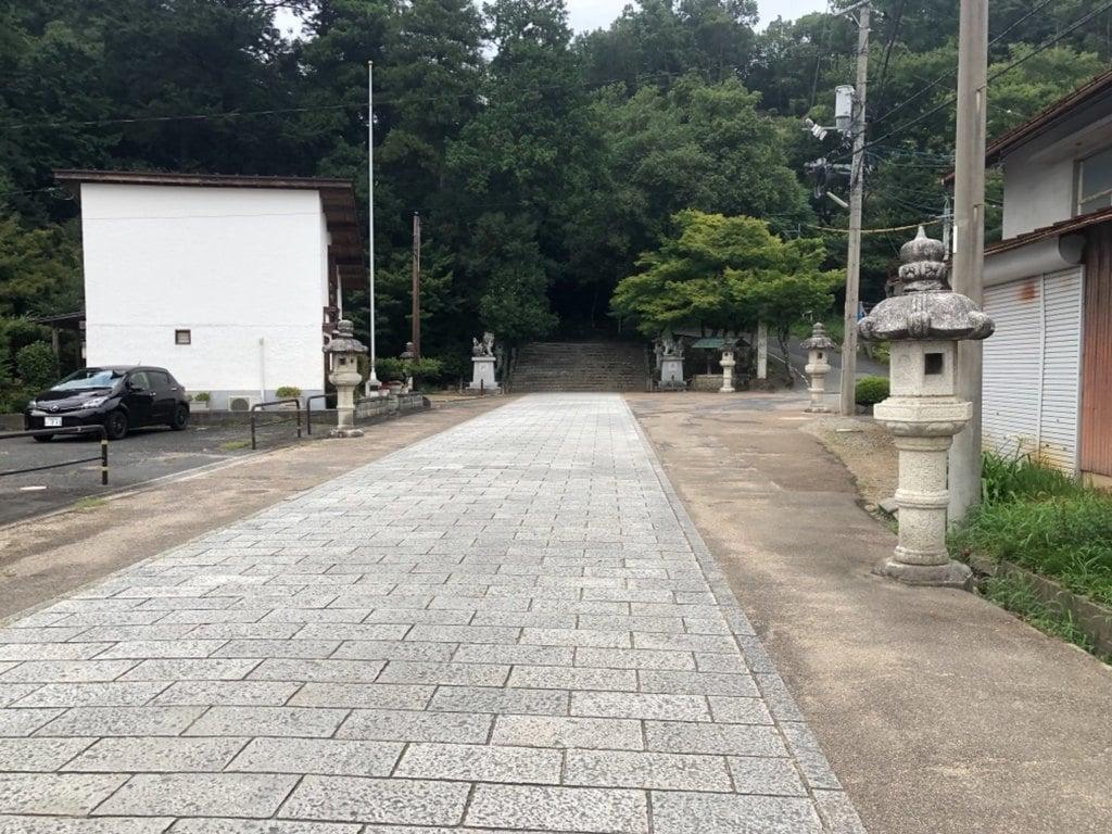 宇倍神社の建物その他