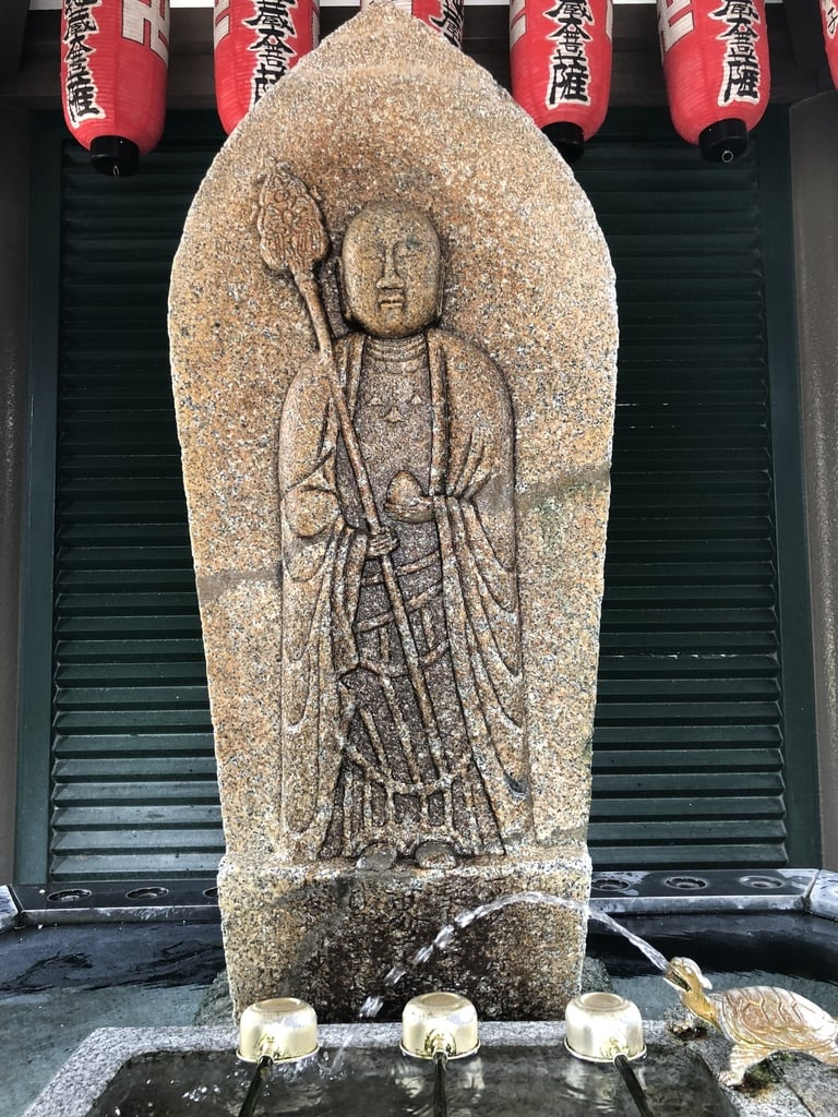 壬生寺の地蔵