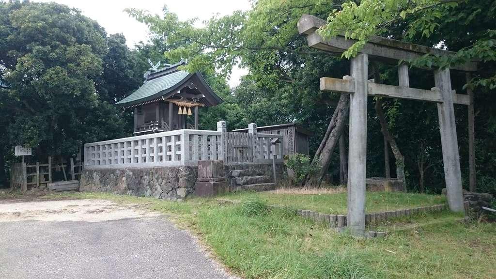 出雲手斧神社の建物その他