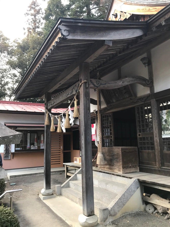 三峯神社(群馬県)