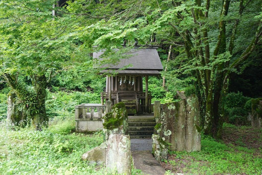 岐阜護国神社の末社