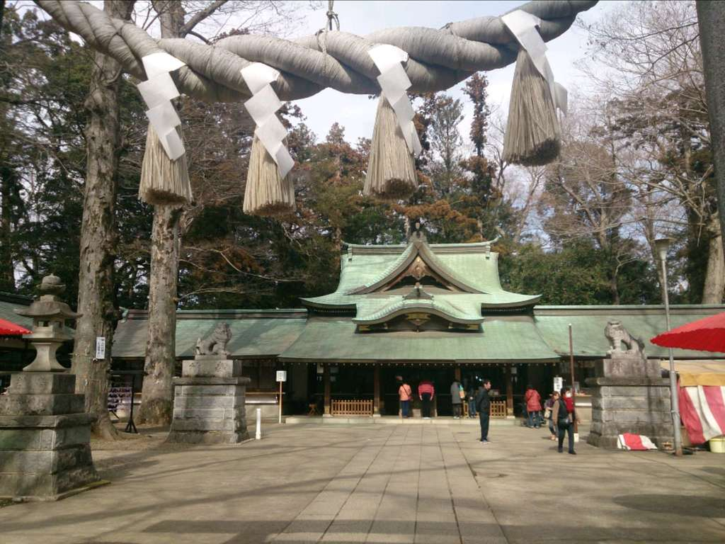 一言主神社の本殿