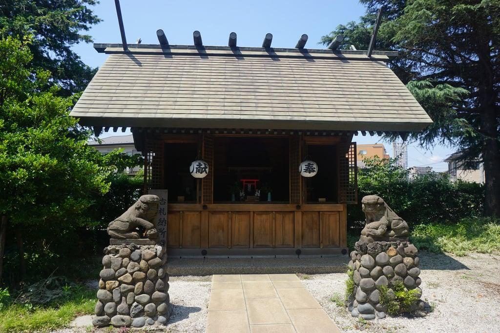 寒川神社の末社