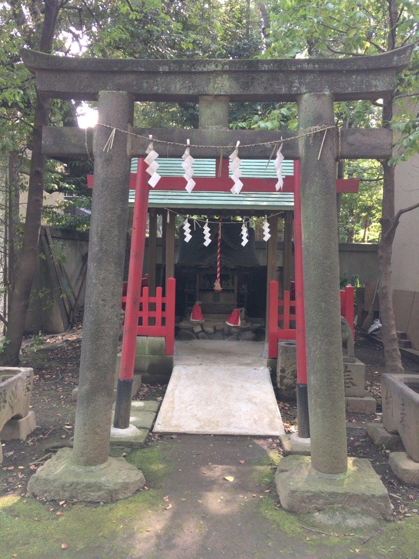 赤坂氷川神社の末社