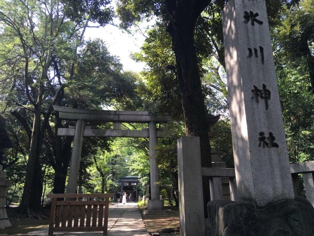赤坂氷川神社の建物その他