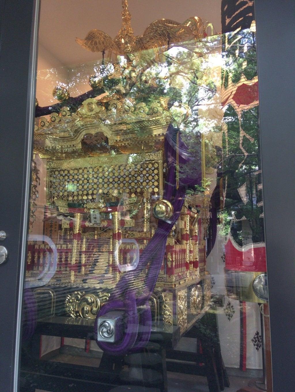 赤坂氷川神社のお祭り