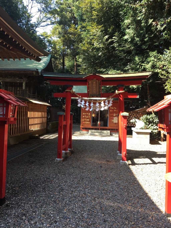 久伊豆神社の末社