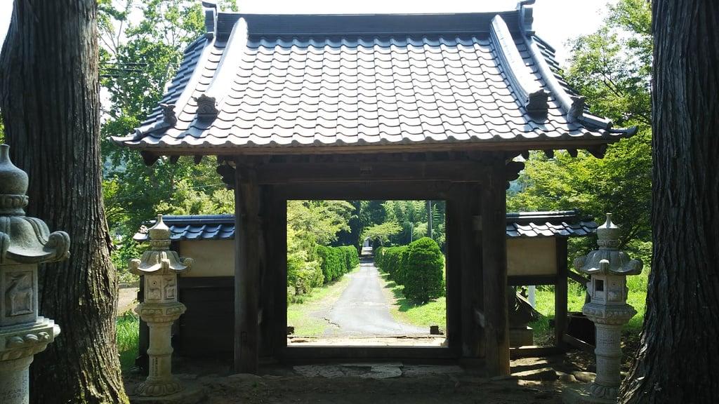 慈雲寺(茨城県)