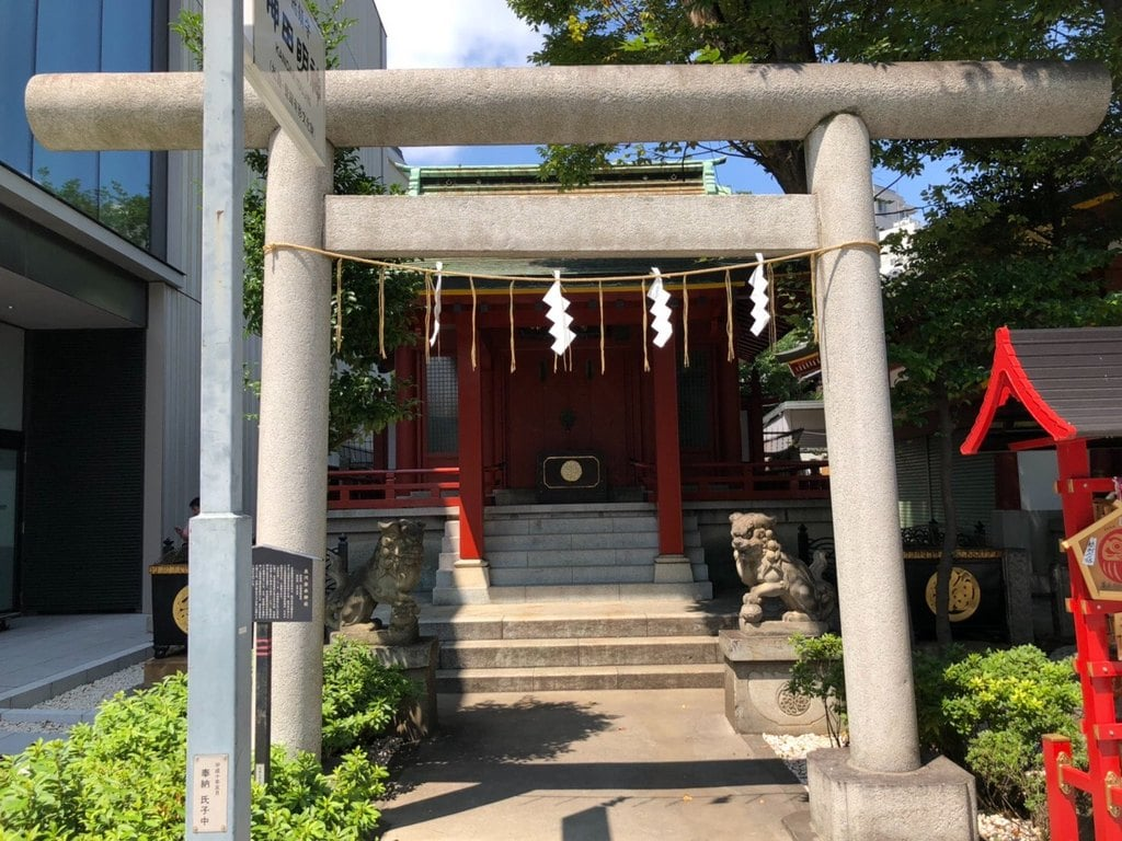 神田神社(神田明神)の末社
