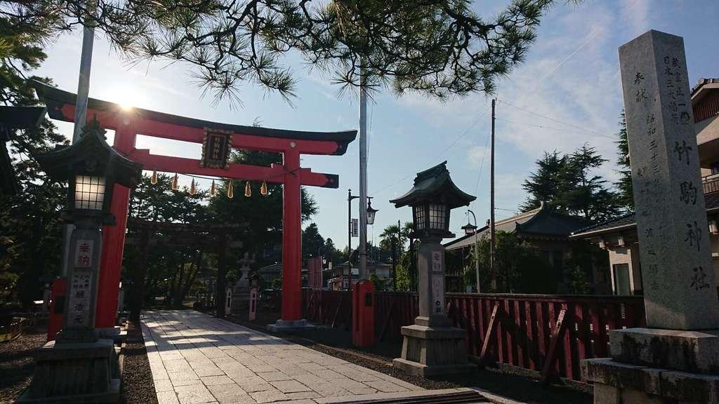 竹駒神社(宮城県)