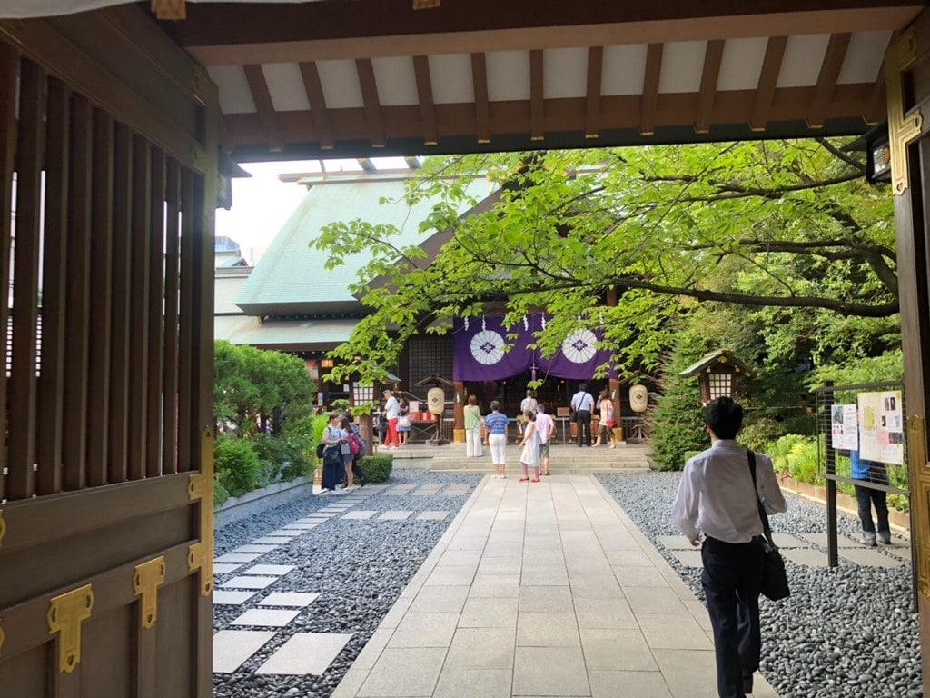 東京大神宮の建物その他