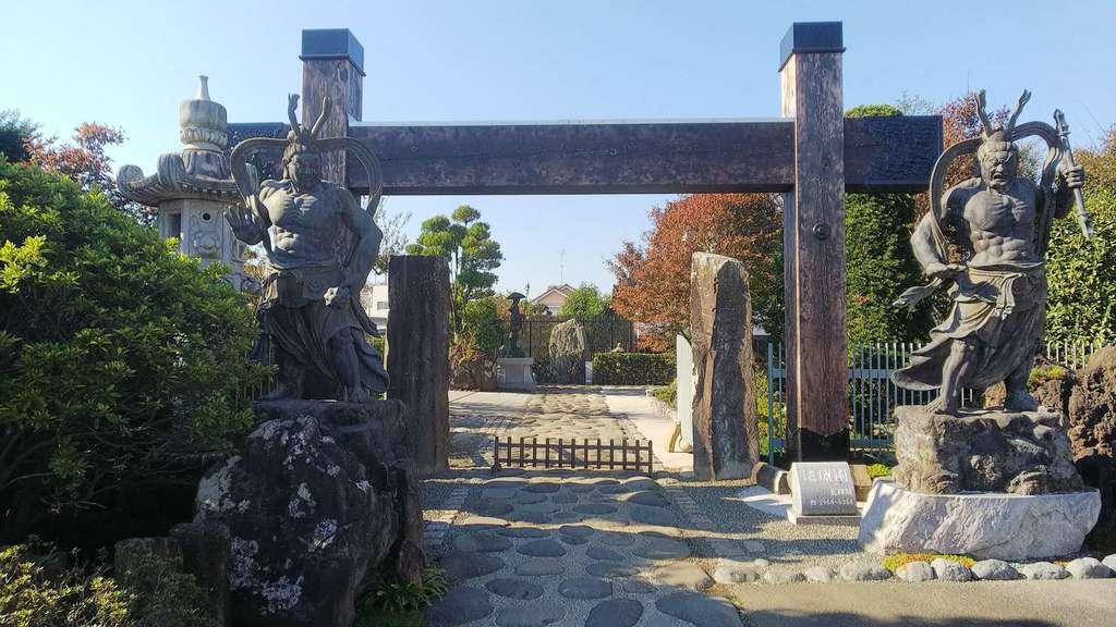 玄祥院の山門