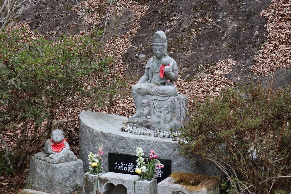 法性寺の仏像